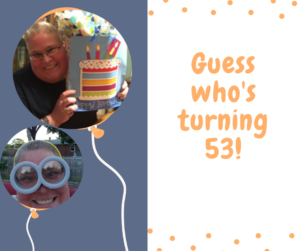 Guess who is turning 53!